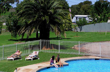 Swan Hill Holiday Park - Newcastle Accommodation