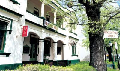 Healesville Hotel - Newcastle Accommodation