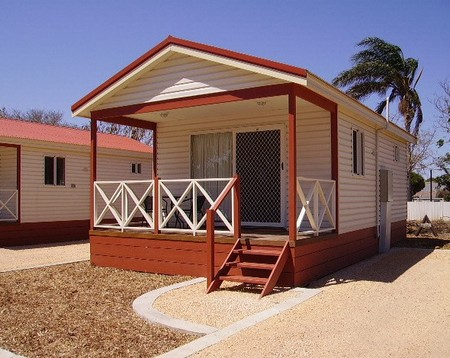 Outback Oasis Caravan Park - Newcastle Accommodation