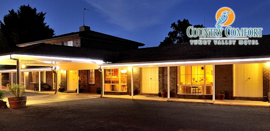 Country Comfort Tumut Valley Motel