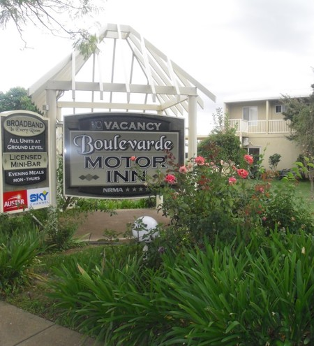 Boulevarde Motor Inn - Newcastle Accommodation