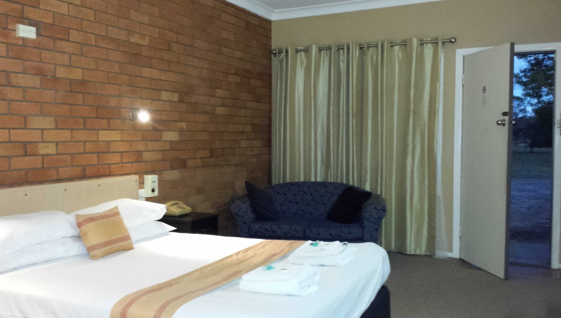 AA Hilldrop Motor Inn - Newcastle Accommodation
