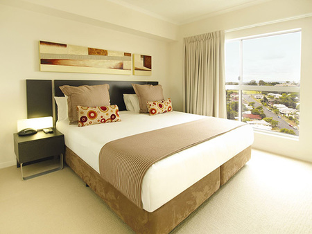 Oaks Aspire Apartments - Newcastle Accommodation