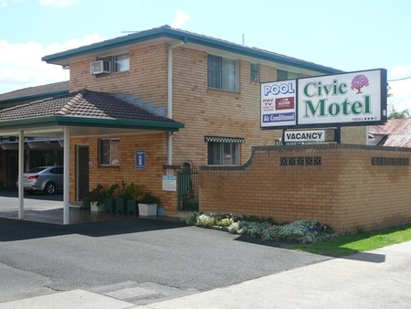 Civic Motel Grafton - Newcastle Accommodation