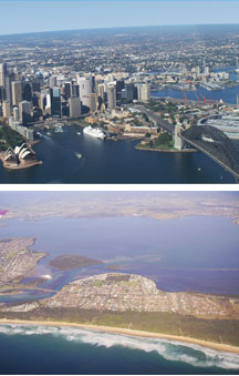 Sydney By Air - Newcastle Accommodation