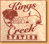 Kings Creek Station - Newcastle Accommodation