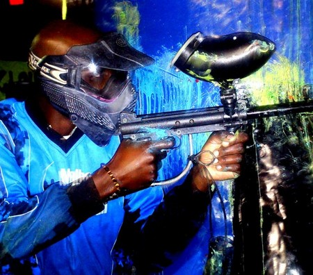 Melbourne Indoor Paintball - Newcastle Accommodation