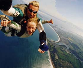 Skydive Melbourne - Newcastle Accommodation
