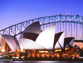 Sydney Opera House - Newcastle Accommodation