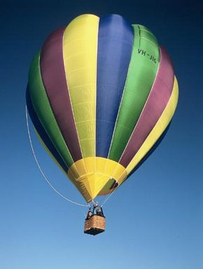 Balloon Safari - Newcastle Accommodation