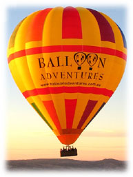 Balloon Adventures Barossa Valley - Newcastle Accommodation