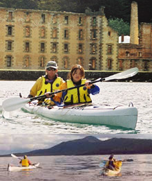 Blackaby's Sea Kayaks and Tours - Newcastle Accommodation