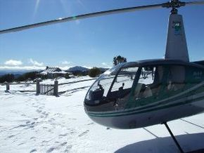 Alpine Helicopter Charter Scenic Tours - Newcastle Accommodation
