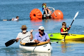 Coochie Boat Hire - Newcastle Accommodation