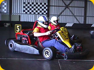 Indoor Kart Hire - Newcastle Accommodation