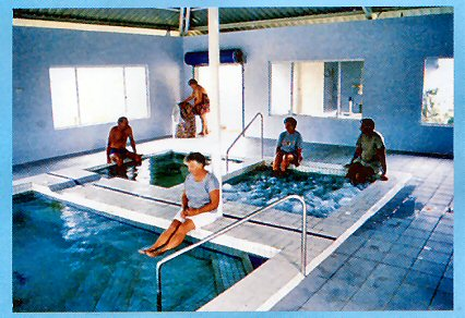 Innot Hot Springs Leisure  Health Park - Newcastle Accommodation