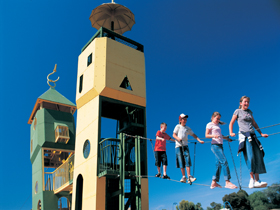 Monash Adventure Park - Newcastle Accommodation