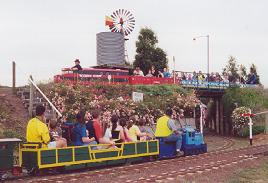Cobden Miniature Railway  Mini Golf Park - Newcastle Accommodation