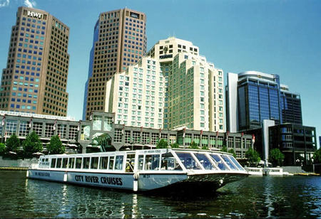 City River Cruises Melbourne - Newcastle Accommodation