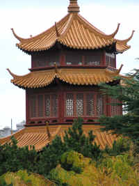 Chinese Garden of Friendship - Newcastle Accommodation