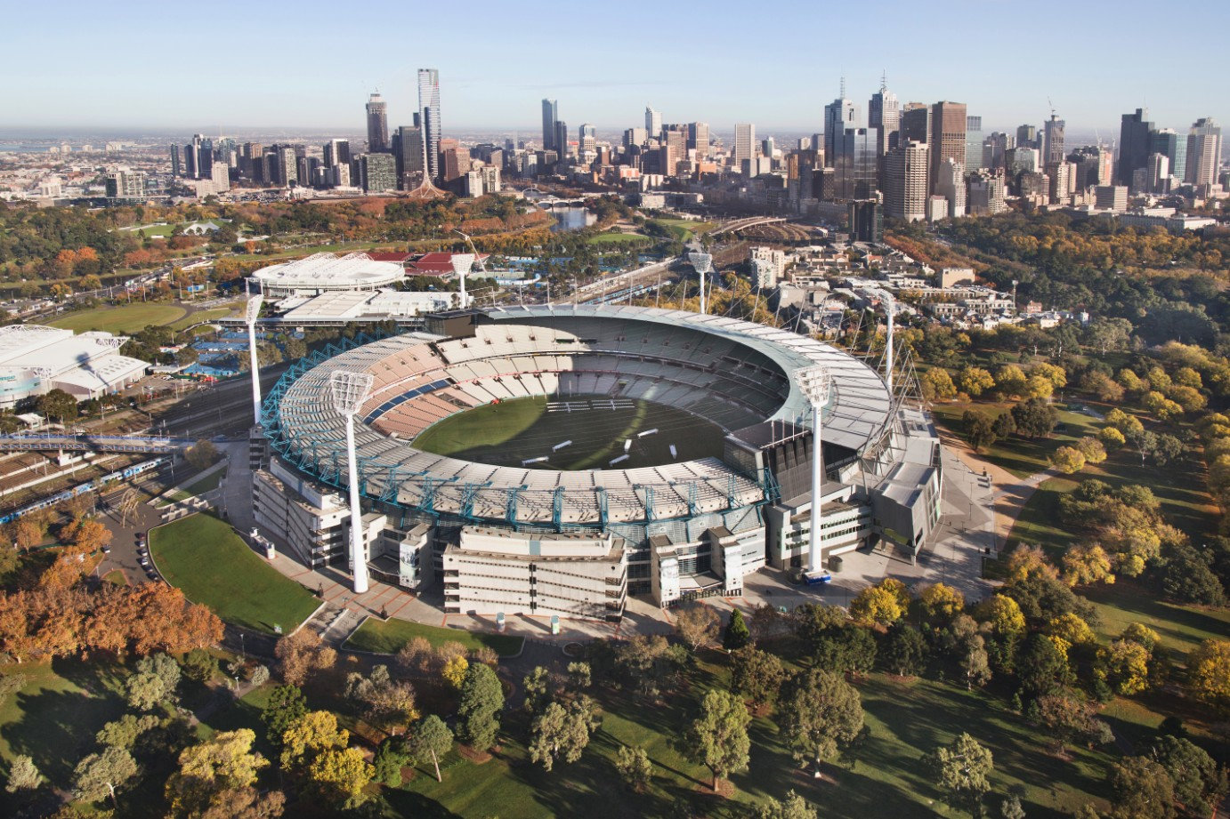 Melbourne Cricket Ground - Newcastle Accommodation