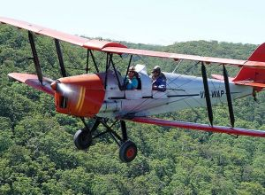 Tigermoth Joy Rides - Newcastle Accommodation