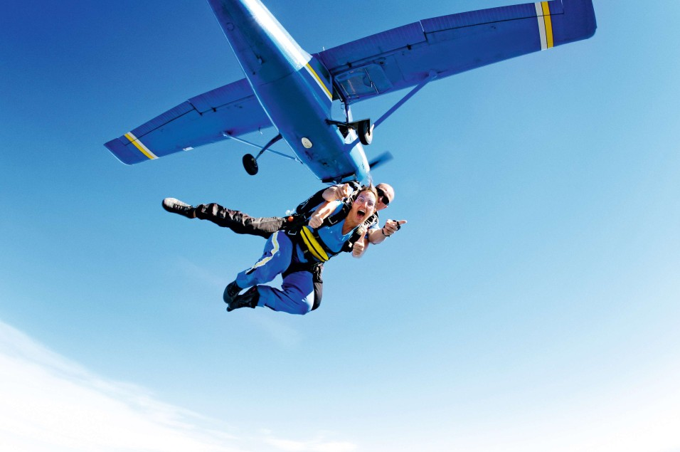 Skydive the Beach and Beyond Yarra Valley - Newcastle Accommodation