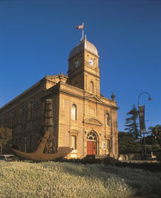 The Albany Town Hall - Newcastle Accommodation