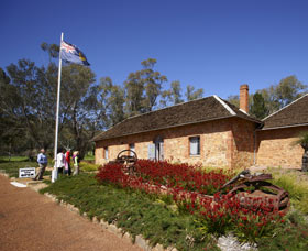 Old Gaol Museum Toodyay - Newcastle Accommodation