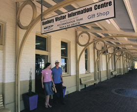 Old Railway Station Bunbury - Newcastle Accommodation