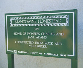 Mangowine Homestead - Newcastle Accommodation