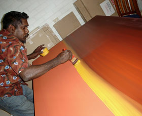 Artlandish Aboriginal Art Gallery - Newcastle Accommodation