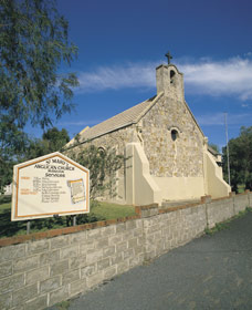 St Mary's Anglican Church - Newcastle Accommodation