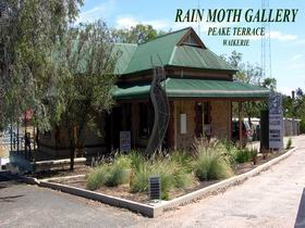 Rain Moth Gallery - Newcastle Accommodation