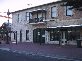 Beachport Old Wool And Grain Store Museum - Newcastle Accommodation