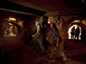 Heritage Blinman Mine Tours - Newcastle Accommodation