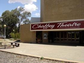 Chaffey Theatre - Newcastle Accommodation