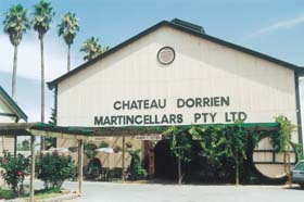 Chateau Dorrien Winery - Newcastle Accommodation