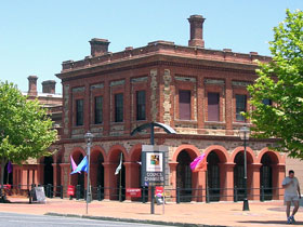 Port Community Arts Centre - Newcastle Accommodation