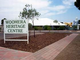 Woomera Heritage and Visitor Information Centre - Newcastle Accommodation