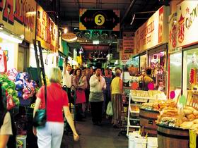 Adelaide Central Market - Newcastle Accommodation