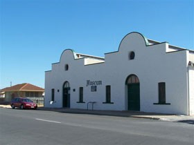 Ardrossan Historical Museum - Newcastle Accommodation