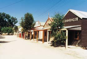Old Tailem Town Pioneer Village - Newcastle Accommodation