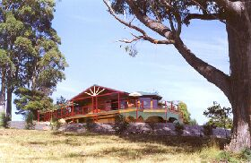 Barringwood Park Vineyard - Newcastle Accommodation