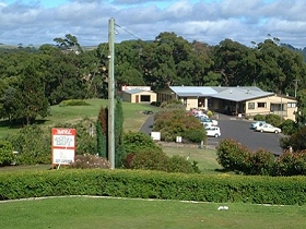 Burnie Golf Club - Newcastle Accommodation