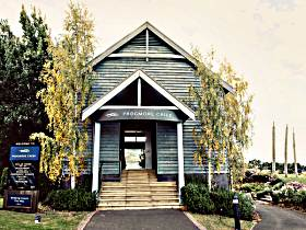 Frogmore Creek Wines - Newcastle Accommodation