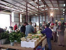 Burnie Farmers' Market - Newcastle Accommodation
