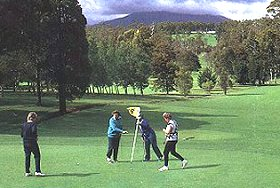 Deloraine Golf Course