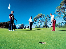 Murraville Golf Club Inc - Newcastle Accommodation