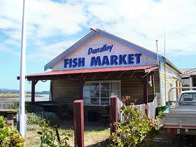 Dunalley Fish Market - Newcastle Accommodation